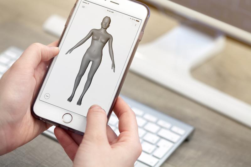 Scan corporel 3D